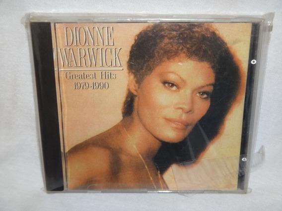 Cd - Dionne Warwick - Greatest Hits 1979-1990