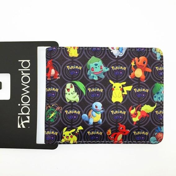 Billeteras Monederos Pokemon Pikachu Gamer