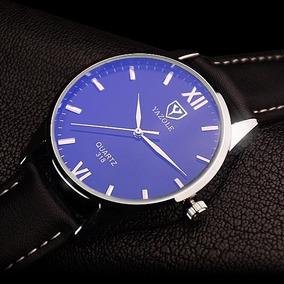Relógio Masculino Yazole Barato Luxo Quartz