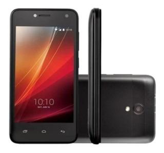 Smartphone Semp Go 3c Plus Tela 4 Dual Chip Quad Core- Preto