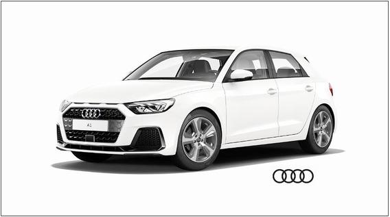 Audi A1 Linea Nueva 0km 2020 Version 30 Tfsi S-tronic 116 Cv