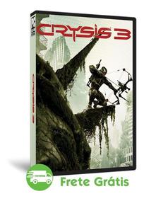 Crysis 3 Pc Deluxe Edition Português Mídia Física ( Dvd )