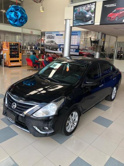 Nissan Versa Advance 1.6 Lt At