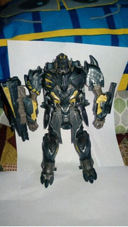 Transformers The Last Knight Leader Class Megatron