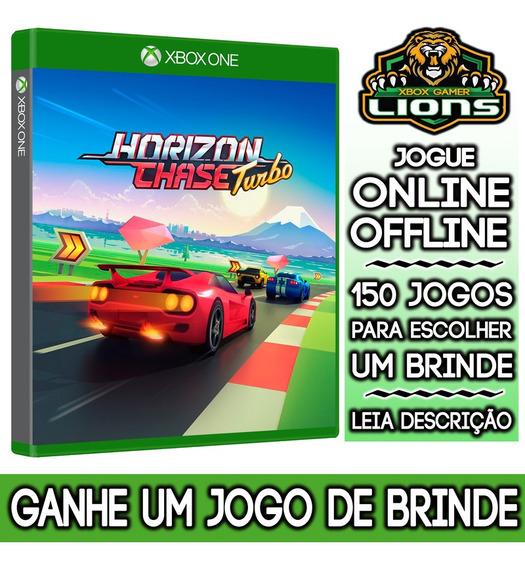 Horizon Chase Turbo Xbox One + Brinde