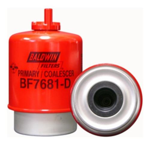 Filtro Baldwin Bf7681-d Perkins 26560145 33547 P551429 F3535