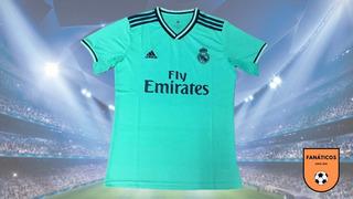 Camisa Real Madrid 19/20 Frete Grátis