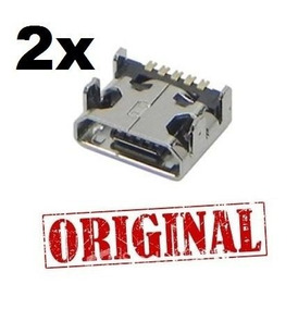 Lote Atacado 2x Conector Carga Lg E400 L3 L5 L7 L20 L30 L70