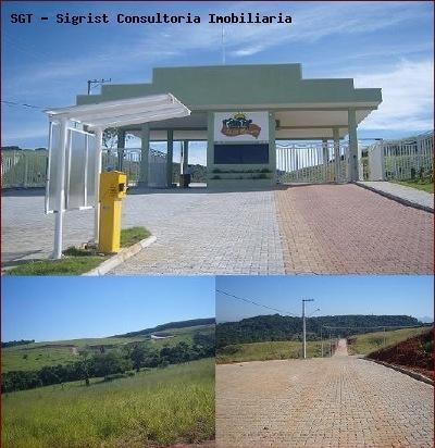 Terreno Em Condomínio Para Venda Em Caçapava, Caçapava Velha - 117