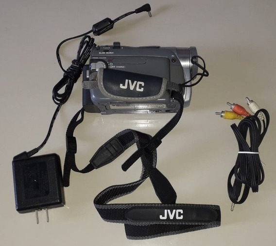 Camera Jvc Mini Dv Gr-d30u Com Defeito (condensation)