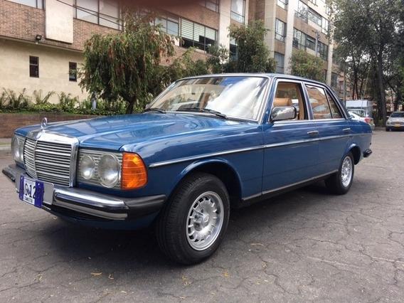 Mercedes Benz 230, 1980 Unico Dueño, 130.000 Kmts Originales