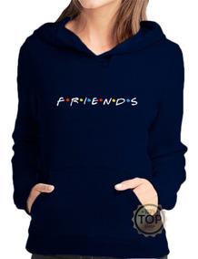 Blusa Moletom Frio Friends Feminino Frio Promoção Series