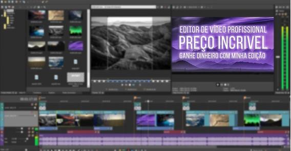 Edição De Vídeo Profissional - Mídias Sociais
