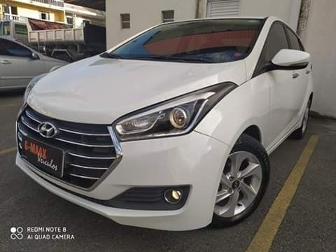 Hyundai Hb20s Premium 1.6