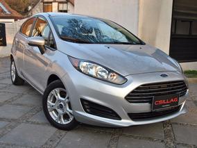 Ford Fiesta Se 1.6 Full Equipo Bluetooth 2014 Unico Dueño