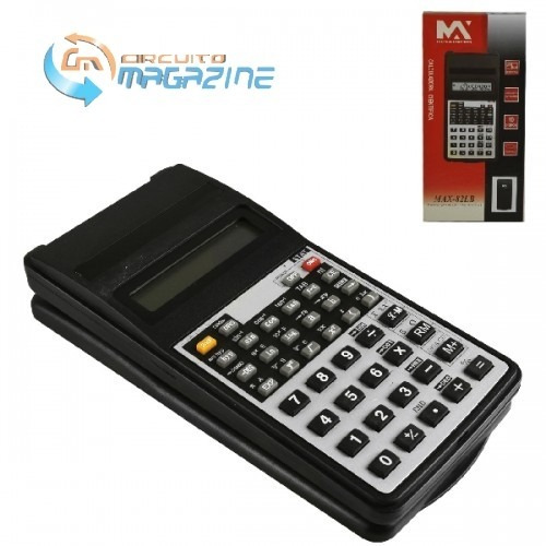 Calculadora Científica Maxmidia 10 Dígitos + Brinde