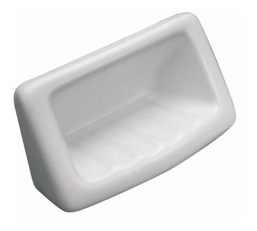 Jabonera Chica Para Baño De Embutir Modelo Abs1u/b Ferrum