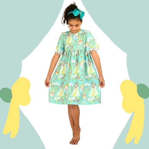 Kit 9 Peças - Roupa Infantil - Menina 4 Anos