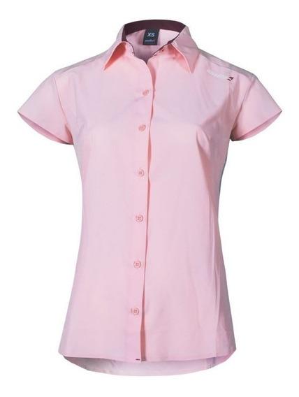 Camisa Dama Ansilta Secado Rápido Filtro Uv W-max Verano