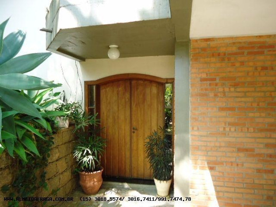 Chácara Para Venda Em Sorocaba, Campolim / Proximo Ao Shopping Iguatemi, 2 Dormitórios, 2 Suítes, 3 Banheiros, 4 Vagas - 642