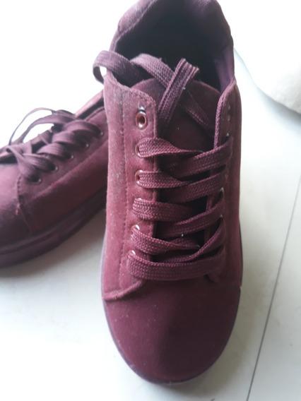 Zapatos De Goma Dama