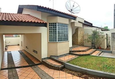 Casa Em Lago Parque, Londrina/pr De 234m² 3 Quartos À Venda Por R$ 725.000,00 - Ca195794