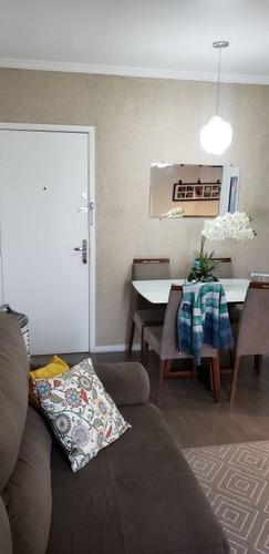 Òtimo Apartamento Vila Mazzei / 2 Dormitórios / 2 Vagas - Mi84222