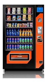 Máquina Vending Refrigerada Incluye Billetero Y Monedero