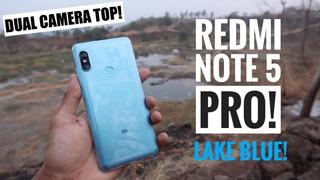 Xiaomi Redmi Note 5 Pro Azul 64gb Dual Chip Dual Camera