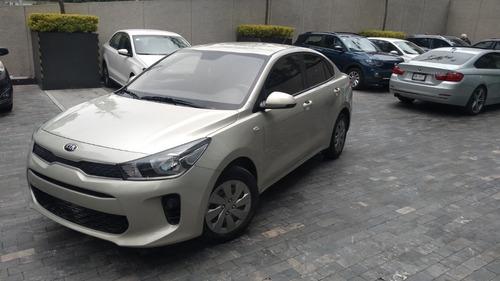 Imagen 1 de 15 de Kia Rio Sedan L Std 2020 Credito 20% Eng 48 Mss Acepto Autos