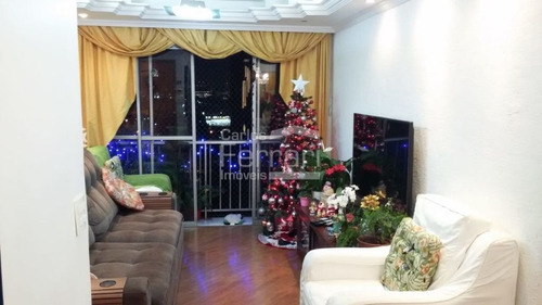 Imagem 1 de 15 de Ótimo Apartamento Localização Fácil Acesso Para Toda São Paulo Na Casa Verde Distribuição Excelente  - Cf27567