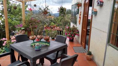 Hermosa Casa De Campo En Cogua Rodamontal Cundinamarca