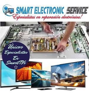 Reparación De Smart Tvs Lg