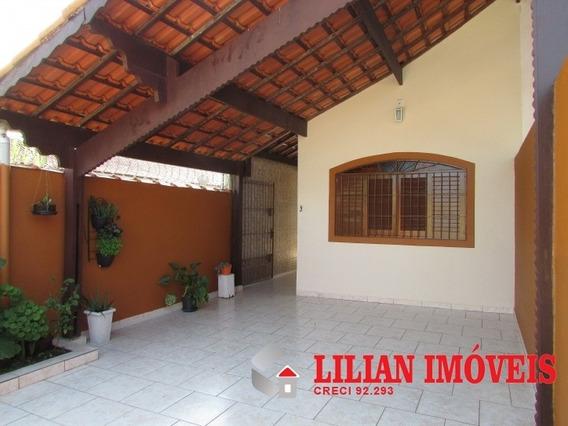 Casa Com Edicula Em Mongaguá - 527
