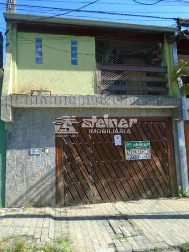 Imagem 1 de 17 de Venda Sobrado 2 Dormitórios Jardim Santa Mena Guarulhos R$ 580.000,00 - 34068v