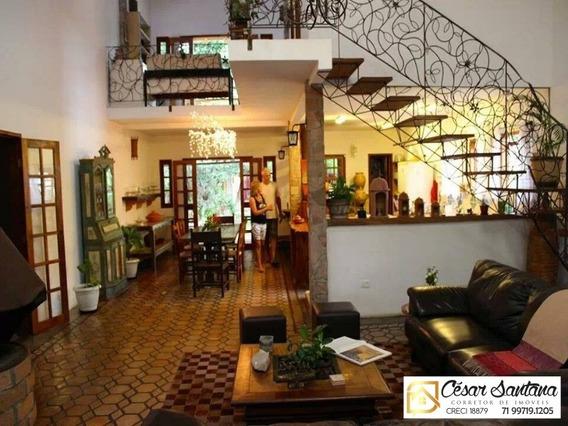 Excelente Casa Porteira Fechada Em Chapada Diamantina - Bahia - Ca00540 - 34441253