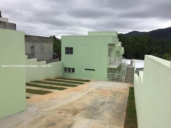 Casa Para Venda Em Mogi Das Cruzes, Vila São Paulo, 2 Dormitórios, 1 Banheiro, 1 Vaga - 1341_1-1352780