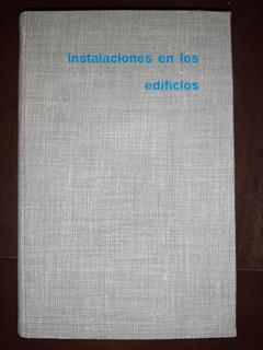 Instalaciones En Los Edificios 4ta Edición