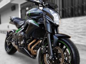 Vendo O Cambio Por Carro Moto Kawasaki Er6n Modelo 2016