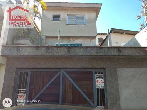 Sobrado Com 2 Dormitórios À Venda, 120 M² Por R$ 500.000 - Pirituba - São Paulo/sp - So1754