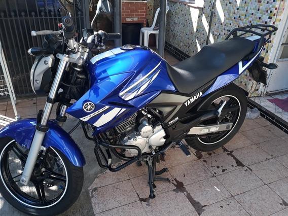 Yamaha Fazer Blu Race