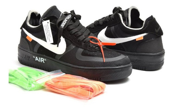 Tênis Masculino Nike Air Force 1 Off White Inportado Eua