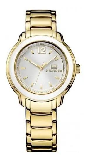 Relógio Tommy Hilfiger Feminino Aço Dourado - 1781421