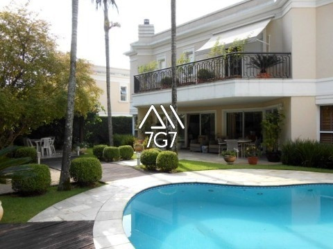 Casa Em Condomínio À Venda Na Cidade Jardim - Cc00092 - 32304815
