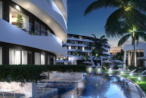 Apartamento De 1 Hab En Venta En Plano En Punta Cana Wpa19 A