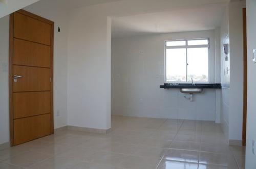 Apartamento Com 2 Quartos Para Comprar No Céu Azul Em Belo Horizonte/mg - 1831