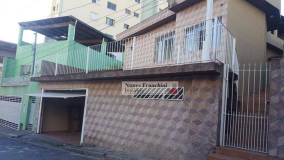 Freguêsia Do Ó - Zn/sp - Sobrado 3 Dormitórios,1suíte,3 Vagas, Ao Lado Do Largo Do Cliper - R$ 550.000,00 - So1166