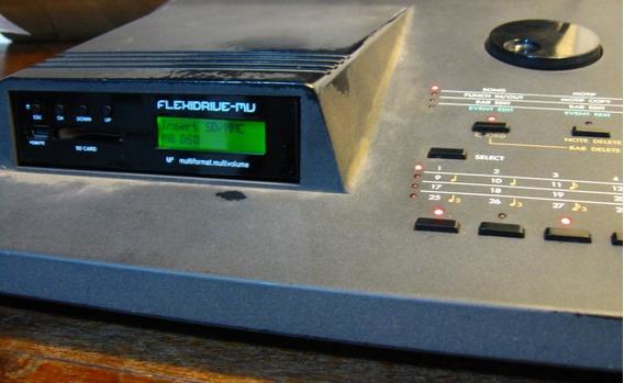 Emulador Reemplazo Disquetera Para Kawai Q80 Floppy To Usb