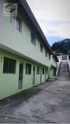 Casa Com 2 Dormitórios À Venda, 55 M² Por R$ 149.155 - Jardim Paulista - Itapevi/sp - Ca1700