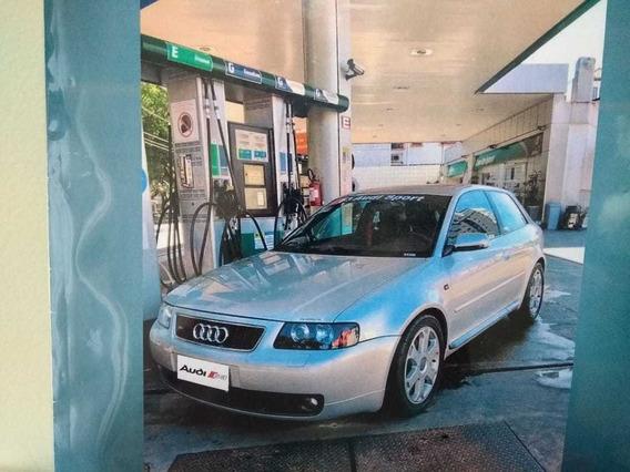 Audi S3 1.8 Quattro Turbo